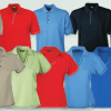 Stencil Cool Dry Mens Polo 1010B