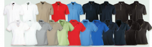 Stencil Cool Dry Mens Polo 1010B 2