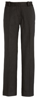 BC Ladies Cool Stretch Pinstripe Hipster Fit Pants 10212 4