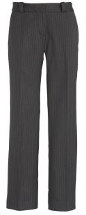 BC Ladies Cool Stretch Pinstripe Hipster Fit Pants 10212 2