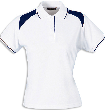 Stencil Club Ladies Polo 1023 3