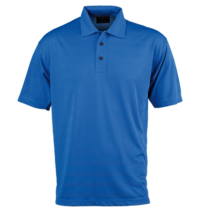 Stencil Ice Cool Mens Polo 1053 5