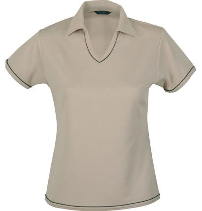 Stencil Cool Dry Ladies Polo 1110B 5