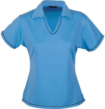 Stencil Cool Dry Ladies Polo 1110B 7