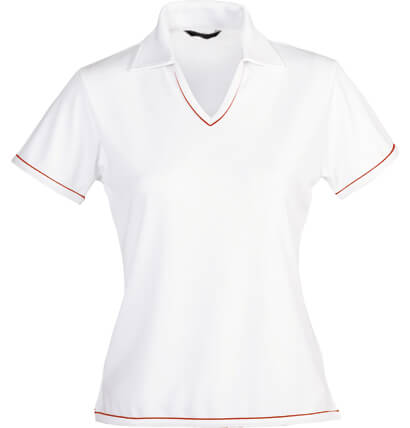 Stencil Cool Dry Ladies Polo 1110B 2