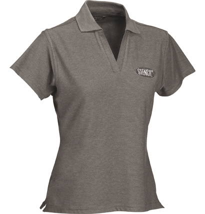 Stencil Solar-Lite Ladies Polo 1130 6