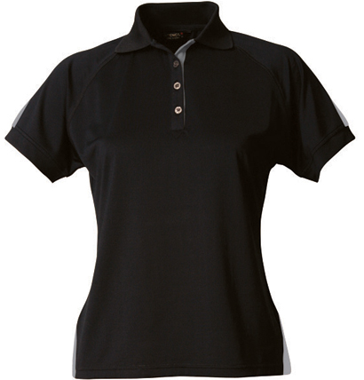 Stencil Team Ladies Polo 1150