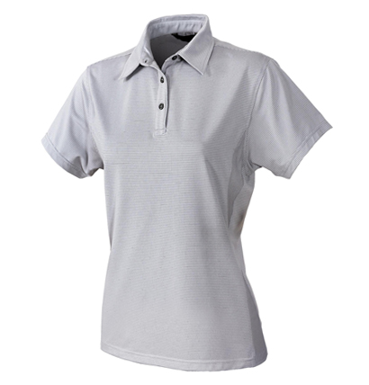 Stencil Silvertech Ladies Polo 1158 3