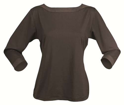 Stencil Argent Ladies 3/4 Sleeved Top 1259Q 5