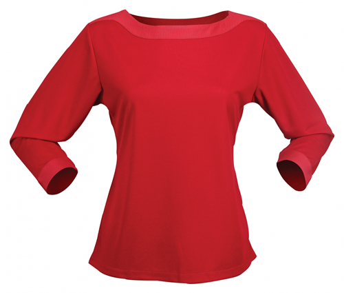 Stencil Argent Ladies 3/4 Sleeved Top 1259Q 3