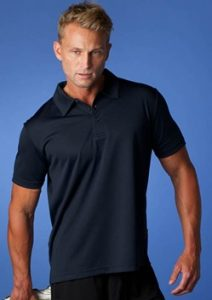AP Botany Mens Polo 1307