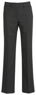BC Ladies Wool Stretch Relaxed Fit Pants 14011 2