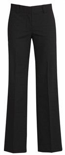 BC Ladies Wool Stretch Hipster Fit Pants 14012 4