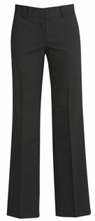 BC Ladies Wool Stretch Hipster Fit Pants 14012 2
