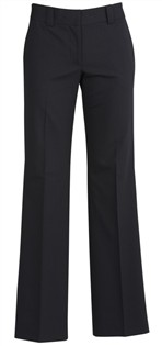 BC Ladies Wool Stretch Hipster Fit Pants 14012 3