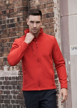 AP Olympus Mens Softshell Jacket 1513