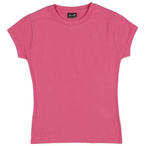 JB Ladies Fitted Tee 1LHT 2