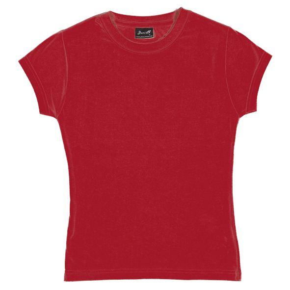 JB Ladies Fitted Tee 1LHT 8