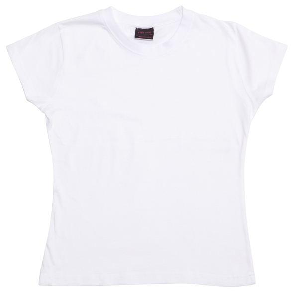 JB Ladies Fitted Tee 1LHT 3