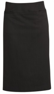 BC Ladies Cool Stretch Plain Relaxed Fit Skirt 20111 4