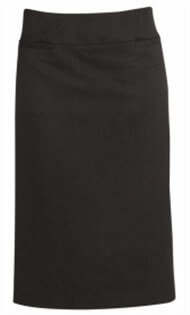 BC Ladies Cool Stretch Plain Relaxed Fit Skirt 20111 2