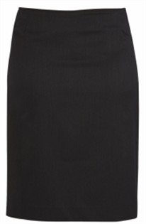 BC Ladies Cool Stretch Plain Bandless Skirt 20112 4