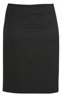 BC Ladies Cool Stretch Plain Bandless Skirt 20112 2