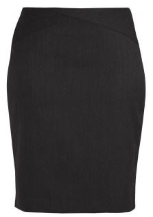 BC Ladies Cool Stretch Plain Chevron Skirt 20114 2
