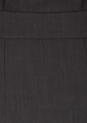 BC Ladies Cool Stretch Plain Waisted Pencil Skirt 20116 6