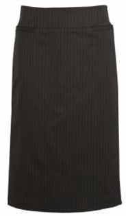 BC Ladies Cool Stretch Pinstripe Relaxed Fit Skirt 20211 3