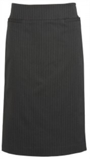 BC Ladies Cool Stretch Pinstripe Relaxed Fit Skirt 20211
