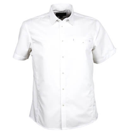 Stencil Empire Mens Short Sleeve Shirt 2033