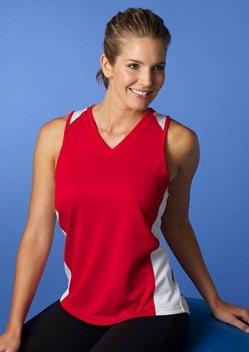 AP Premier Ladies Singlet 2101