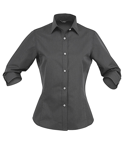 Stencil Empire Ladies 3/4 Sleeve Shirt 2132 3