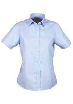 Stencil Empire Ladies Short Sleeve Shirt 2133