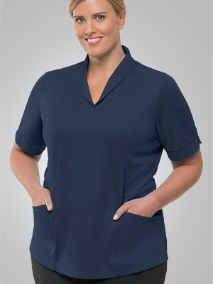 CC City Health Active Ladies Short Sleeve Tunic 2230SS 5