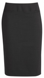 BC Ladies Wool Stretch Relaxed Fit Skirt 24011 2