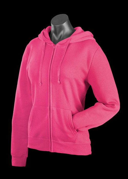 AP Cronulla Ladies Zip Through Hoodie 2510 2