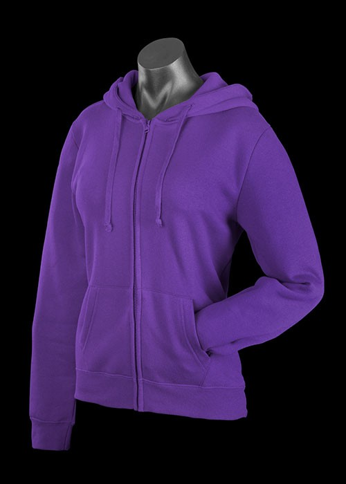 AP Cronulla Ladies Zip Through Hoodie 2510 3