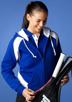 AP Panorama Ladies Zip Through Hoodie 2511