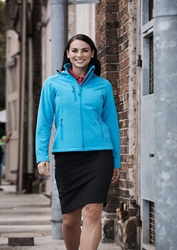 AP Olympus Ladies Softshell Jacket 2513