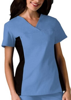 CU Ladies V-Neck Tunic 2874 1