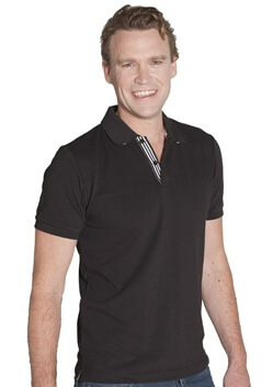JB Fitted Adults Polo 2FTP
