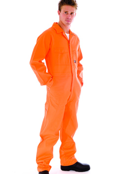 DNC Cotton Drill Coverall 3101