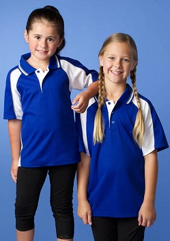 AP Panorama Kids Polo 3309