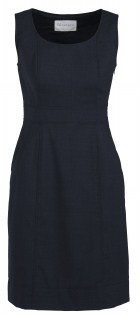 BC Ladies Wool Stretch Sleeveless Side Zip Dress 34011 3