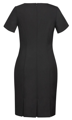 BC Ladies Wool Stretch Shift Dress 34012 5