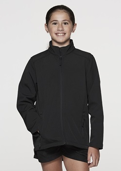 AP Selwyn Kids Softshell Jacket 3512