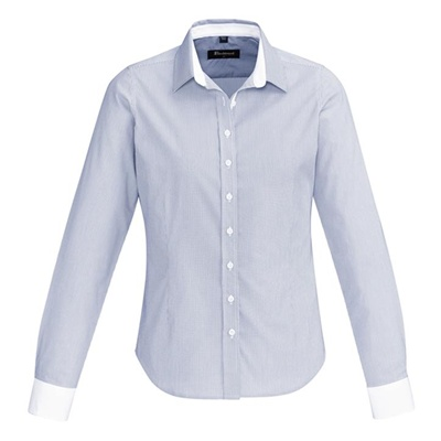 BC Fifth Ave Ladies Long Sleeve Shirt 40110 2