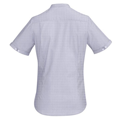 BC Bordeaux Ladies Short Sleeve Shirt 40112 6